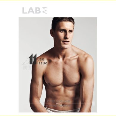 LAB A4 Magazine / Online issue #1 Muse