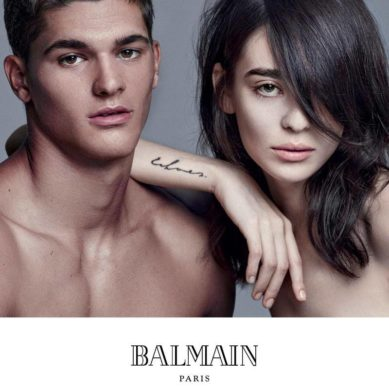 Balmain Hair Couture / Campaign by Richard Guilker