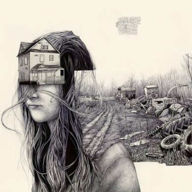 Works of / Natural & Urban Illustrations by Pat Perry