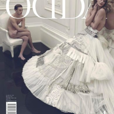 ODDA Magazine / Covers: Michelle Buswell by Nicholas Valois