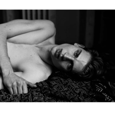The Model List / James Gatenby by Magda Lawniczak