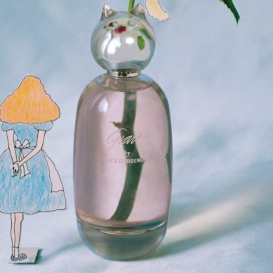 Fragrance launch / Grace by Grace Coddington x Comme des Garçons