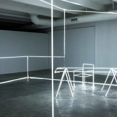 Works of / Light Installations by Bentley Elements