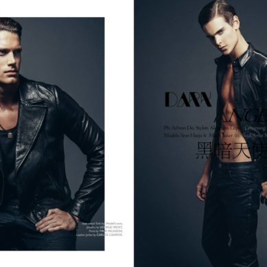 LAB A4 Online / Dark Angels  黑暗天使 Sean & Mitch by Ashton Do