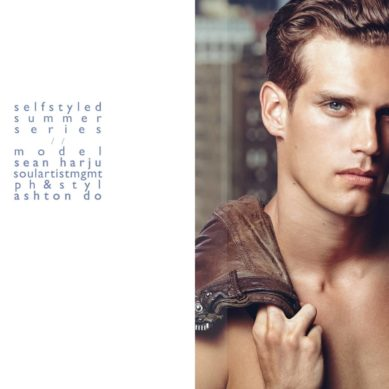 The Model List / Sean Harju by Ashton Do