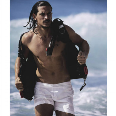 GQ Magazine AUS / Jarrod Scott by Todd Barry