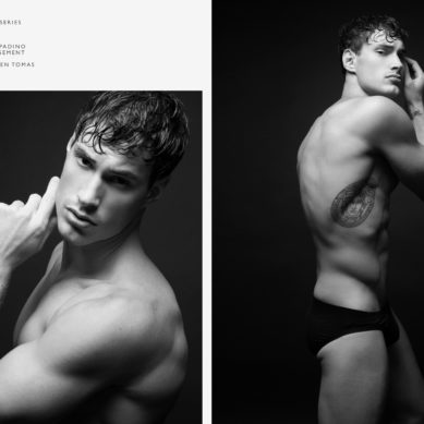 The body List / Michael Spadino by Ruben Tomas
