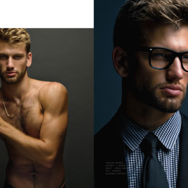 The Model List / Colin Brazeau by Jeffery Beasley