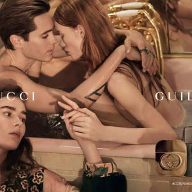 Gucci Guilty 香味 Fragrance / Campaign feat. Jared Leto by Glen Luchford
