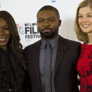 The 60th BFI / London Film Festival / A United Kingdom