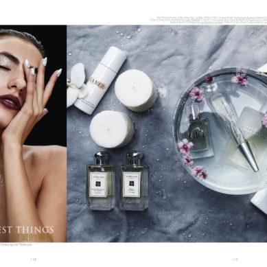LAB A4 Magazine / Sweetest Things_Beauty & Grooming by Calvin Wang