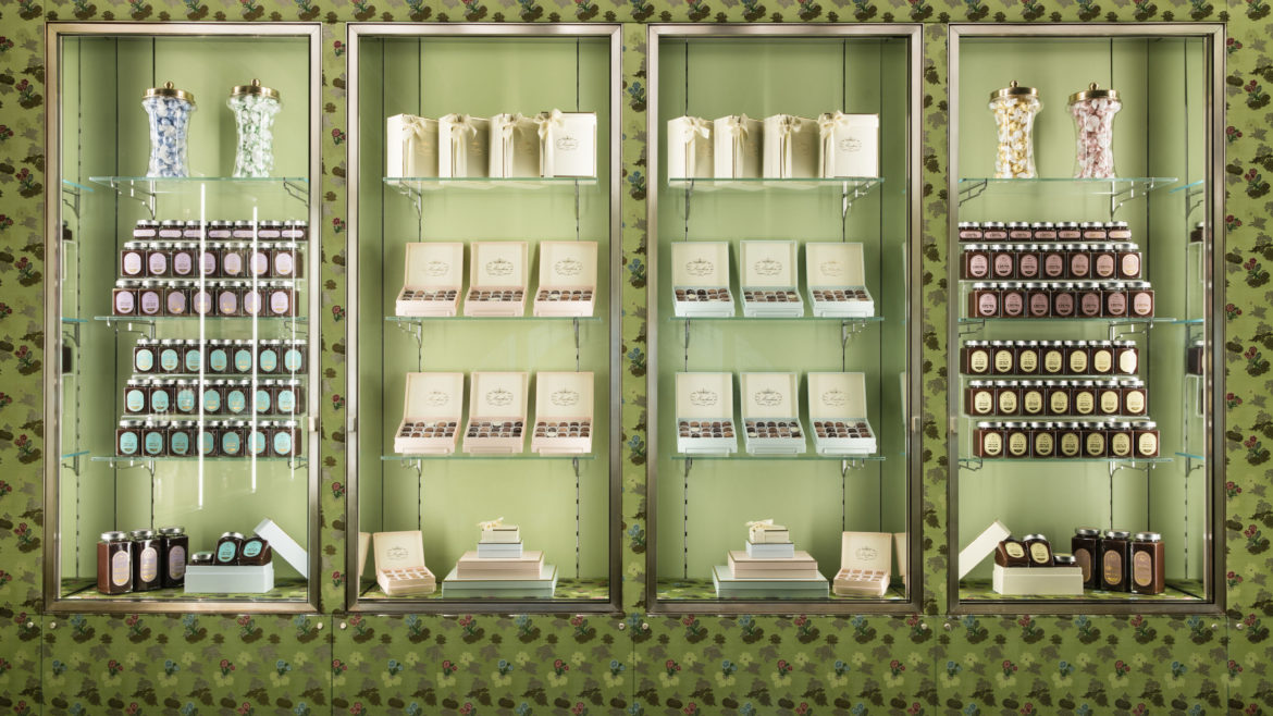 Dine Fining / Pasticceria Marchesi by the Prada Group