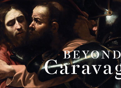 Works of / Beyond Carravaggio at the National Gallery