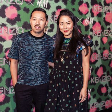 Kenzo x H&M / Collaboration by Humberto Leon and Carol Lim