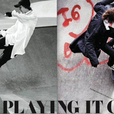 Post Magazine / Playing it cool by Diego Merino