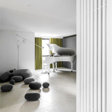 Architek / Purified Residence, by Wei Yi Intl. design associates