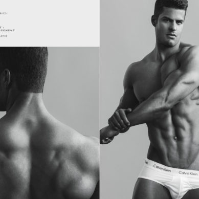 The body List / JR Olsen by Brian Jamie