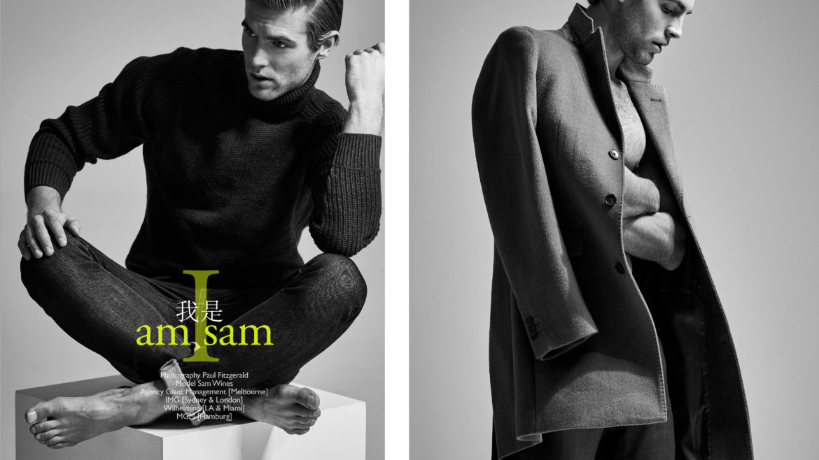 The model List / 我是 I am Sam by Paul Fitzgerald