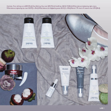 On the radar / Medik8 美容品 The skincare specialists