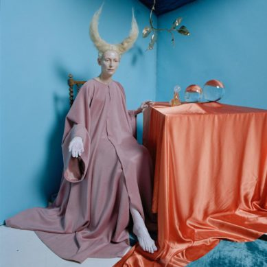 ID Magazine / Tilda Swinton by Tim Walker