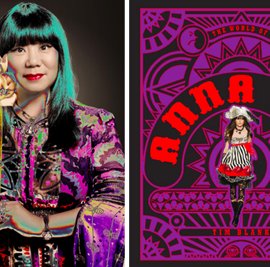 Works of / The World of Anna Sui Opens in London FTM