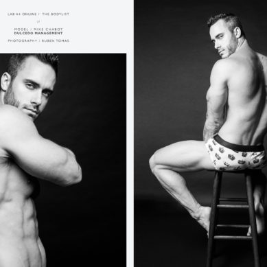 The body List / Mike Chabot by Ruben Tomas