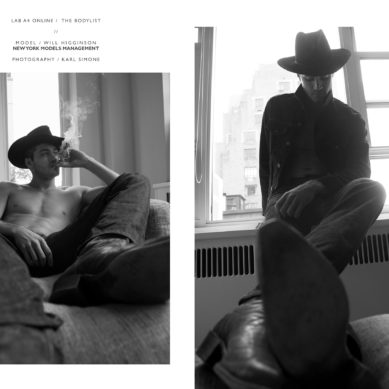 The body List / Urban Cowboy – Will Higginson by Karl Simone